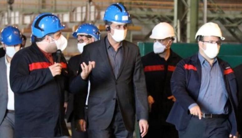 اگر پروژه فولادسازی فعال نشود، فولاد اکسین با چالش بزرگی مواجه میشود
