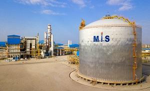 تولید اوره و آمونیاک در اولین شهر نفتی ایران آغاز شد / فیلم