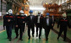 طرح توسعه فولادسازی را با همدلی سهامداران وصندوق اجرا میکنیم
